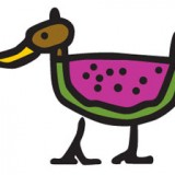 Watermelon Duck