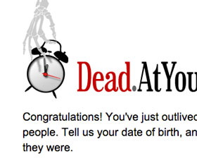 Dead at Your Age