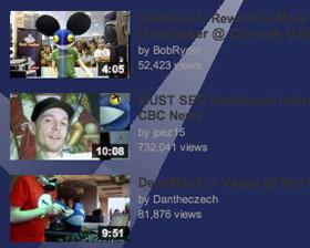 YouTube Rave