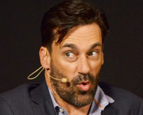 Emotions with Jon Hamm
