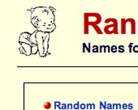 Random Names